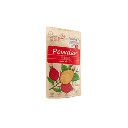 Rosehip powder front